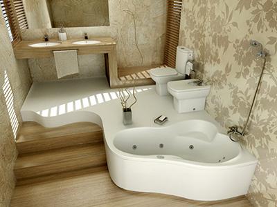 décoration salle de bain hammam